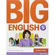 Big English 5 Activity Book - Mario Herrera