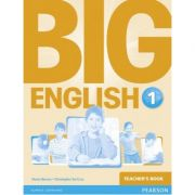 Big English Level 1 Teacher's Book - Mario Herrera