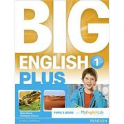 Big English Plus 1 Pupil's Book with MyEnglishLab Access Code Pack - Mario Herrera