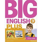 Big English Plus 3 Activity Book - Mario Herrera