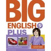 Big English Plus 5 Activity Book - Mario Herrera