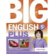 Big English Plus 5 Pupil's Book - Mario Herrera