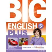 Big English Plus 5 Pupils' Book with MyEnglishLab Access Code Pack - Mario Herrera