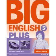 Big English Plus 5 Teacher's Book - Mario Herrera