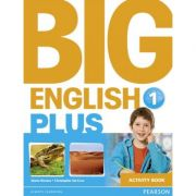 Big English Plus Level 1 Activity Book - Mario Herrera