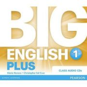 Big English Plus Level 1 Class CD - Mario Herrera
