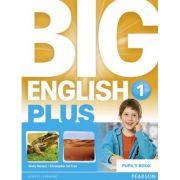 Big English Plus Level 1 Pupil's Book - Mario Herrera