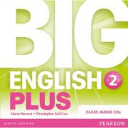 Big English Plus Level 2 Class CD - Mario Herrera