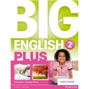 Big English Plus Level 2 Pupil's Book - Mario Herrera