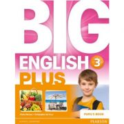 Big English Plus Level 3 Pupil's Book - Mario Herrera