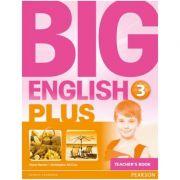 Big English Plus Level 3 Teachers Book - Mario Herrera