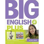 Big English Plus Level 4 Activity Book - Mario Herrera