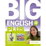 Big English Plus Level 4 Pupil's Book - Mario Herrera