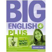 Big English Plus Level 4 Teachers Book - Mario Herrera