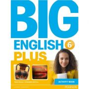 Big English Plus Level 6 Activity Book - Mario Herrera