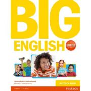 Big English Starter Activity Book - Mario Herrera