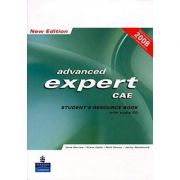 CAE Expert New Edition Students Resource Book no Key, CD Pack - Jane Barnes