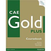 CAE Gold Plus Coursebook with Access Code, CD-ROM - Nick Kenny