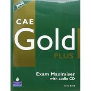 CAE Gold Plus Maximiser and CD No Key Pack - Elaine Boyd