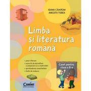 Caiet pentru clasa a II-a. Limba si literatura romana - Ioana Campean, Anicuta Todea