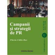 Campanii si strategii de PR - Flaviu-Calin Rus