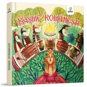 Carti cu povesti. Basme romanesti. Ilustrator Bianca Irimia