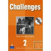 Challenges. Total Teachers Pack 2 - Melanie Williams