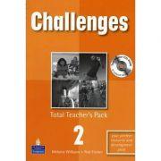 Challenges. Total Teachers Pack 2 - Melanie Williams
