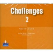 Challenges Class CD 2. Class CD 1, 2 and 3 - Michael Harris