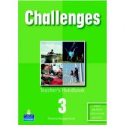 Challenges Level 3 Teacher's Classroom Handbook 3 - Patricia Mugglestone