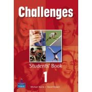 Challenges Student Book 1 Global - Michael Harris