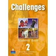 Challenges Student Book 2 Global - Michael Harris