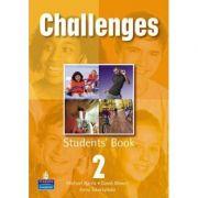 Challenges Student Book 2 Global - Michael Harris