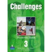 Challenges Student Book 3 Global - Michael Harris
