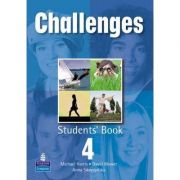 Challenges Student Book 4 Global - Michael Harris