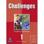 Challenges Teacher's Handbook 1 - Patricia Mugglestone
