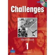 Challenges Workbook 1 and CD-Rom Pack - Amanda Maris