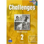 Challenges Workbook 2 and CD-Rom Pack - Liz Kilbey
