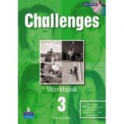 Challenges Workbook 3 and CD-Rom Pack - Amanda Maris