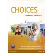 Choices Elementary Active Teach - Michael Harris