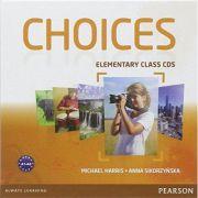 Choices Elementary Class CDs 1-6 - Michael Harris