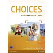 Choices Elementary Students' Book and MyLab PIN Code Pack Paperback - Michael Harris