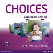 Choices Intermediate Class CDs 1-6 - Michael Harris