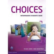 Choices Intermediate Students' Book Paperback - Michael Harris