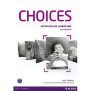Choices Intermediate Workbook and Audio CD Pack Paperback - Rod Fricker