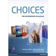 Choices Pre-Intermediate Active Teach - Michael Harris