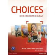 Choices Upper Intermediate Active Teach CD-ROM - Michael Harris