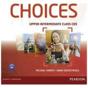 Choices Upper Intermediate Class CDs 1-6 - Michael Harris