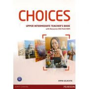 Choices Upper Intermediate Teacher's Book and DVD Multi-ROM Pack - Emma Szlachta