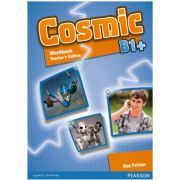 Cosmic B1+ Workbook Teacher's Edition with Audio CD - Rod Fricker